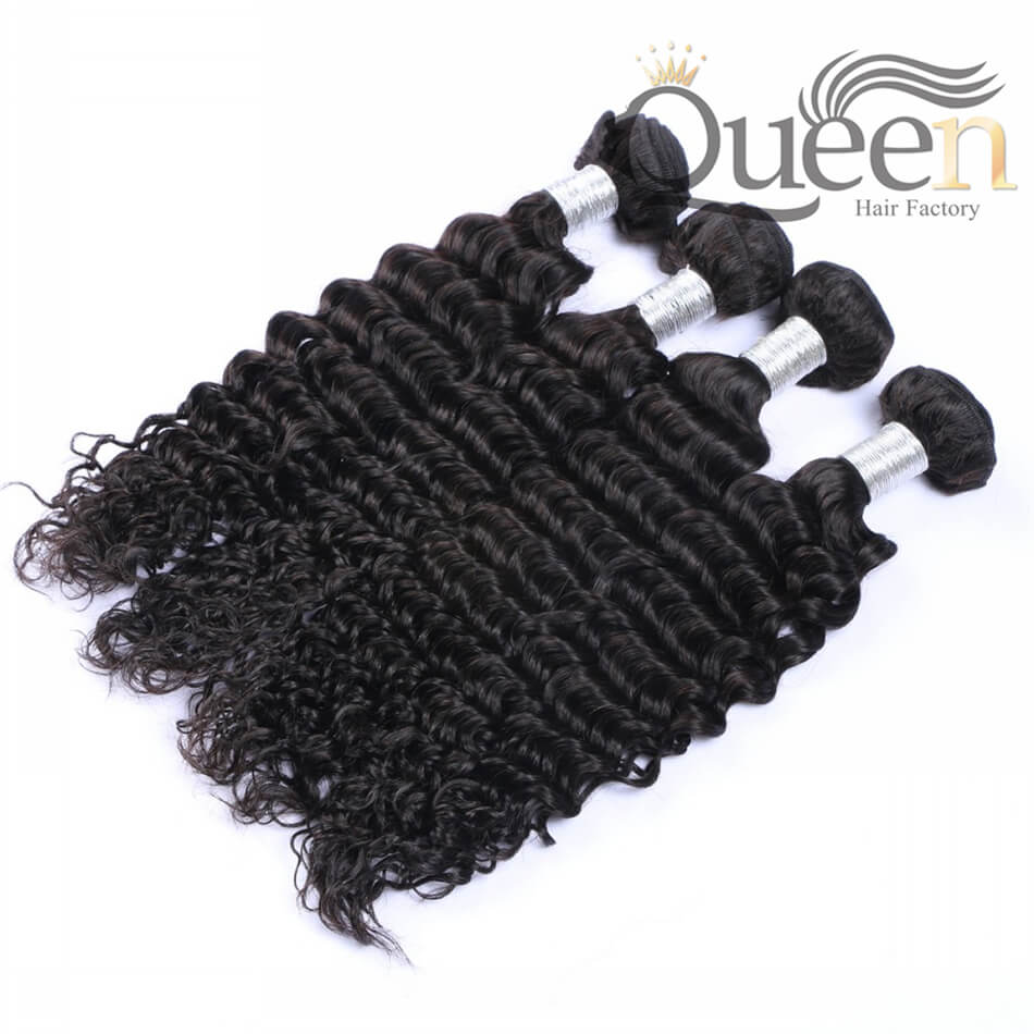 Deep Wave Bundles Human Hair