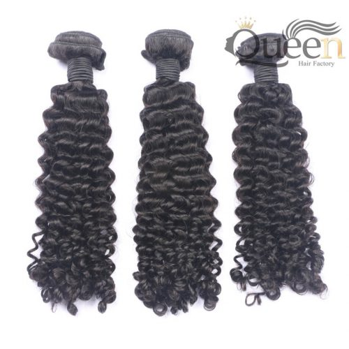 Human Hair Italy Curly Bundles