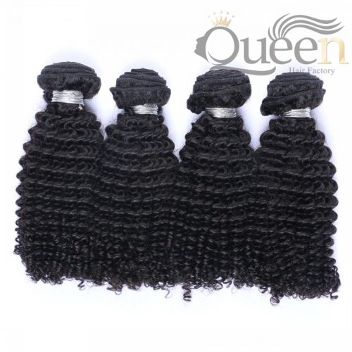 Human Hair Kinky Curly Bundles