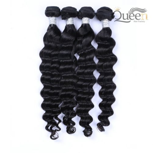 Human Hair Loose Curly Bundles