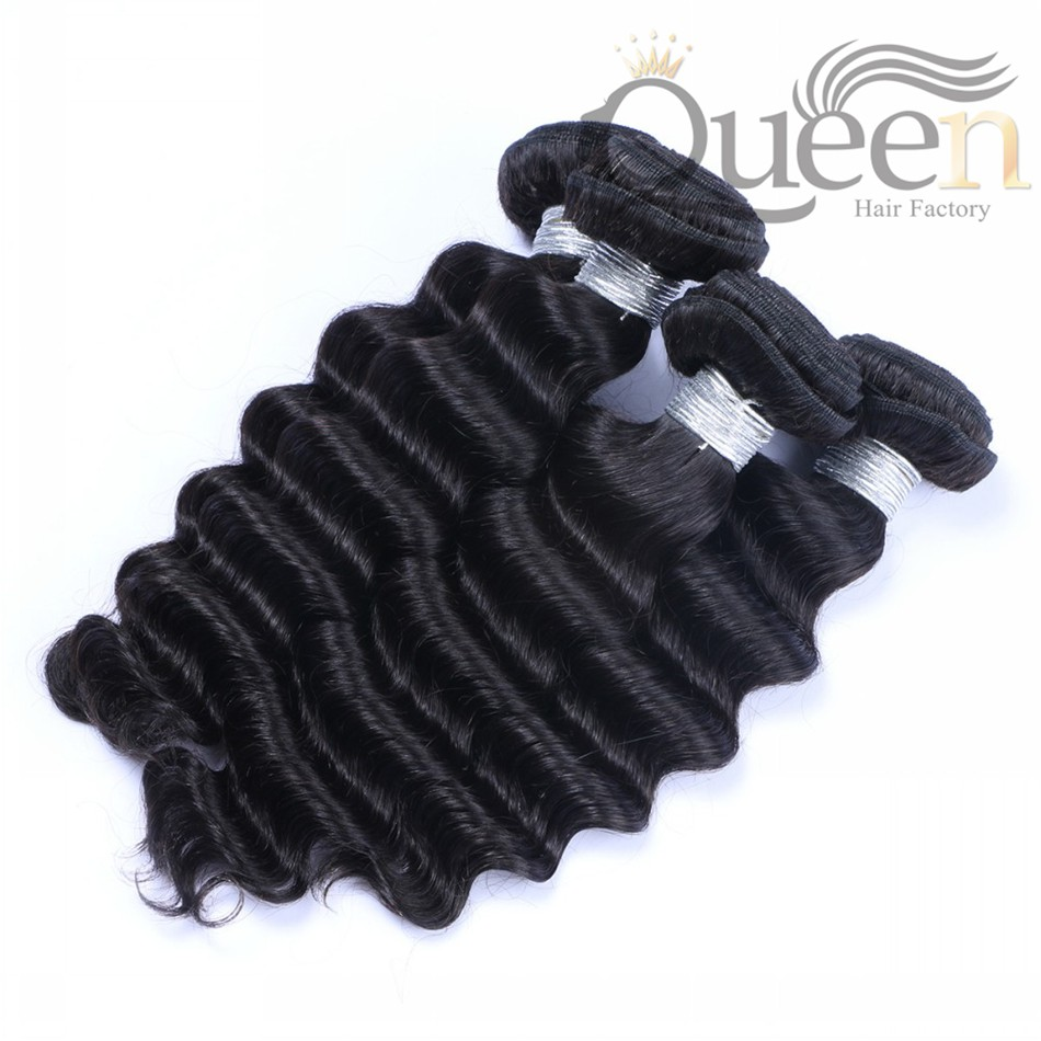 Human Hair Tropical Deep Wave Bundles