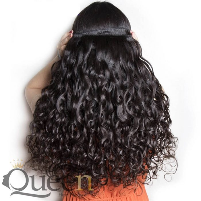 Human Hair Water Wave Bundles