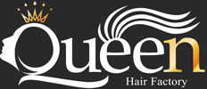 Queen Star Hair Logo